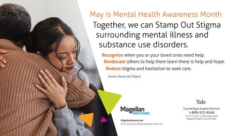 Stamp Out Stigma Flyer