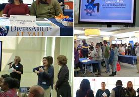 DiverseAbility Career Fair at West Campus