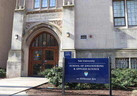 Dunham Laboratory - Yale School of Engineering and Applied Science